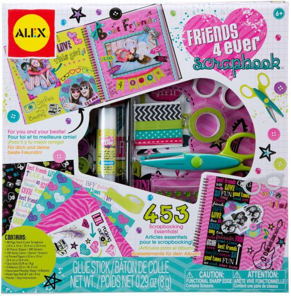 Souq alex toys do it yourself wear friends 4ever scrapbook kit this item is currently out of stock solutioingenieria Gallery
