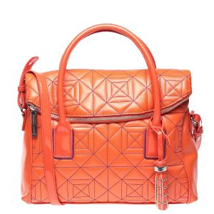 d85fe7b35ab2 VERSACE JEANS LEATHER BAG FOR WOMEN