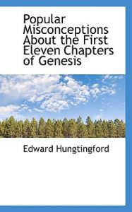 an analysis of the theology of the first eleven chapters of the book of genesis