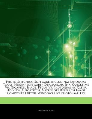 Articles on Photo Stitching Software, Including: Panorama Tools