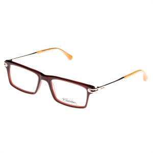 6766a067511 Cadillac Rectangle Unisex Eyewear Frame - 1523 C4 - 55-19-145