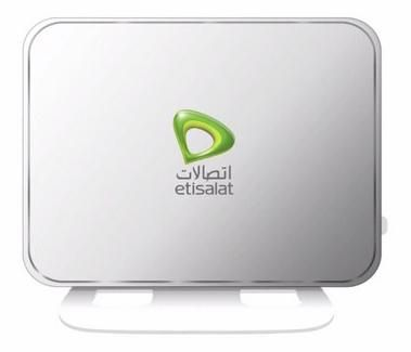 ADSL Router Huawei Model HG531 v1 by Etislat Work with all Egyptian ISPs