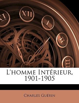 Souq | L\'Homme Interieur, 1901-1905 by Charles Gurin, Charles Guerin ...