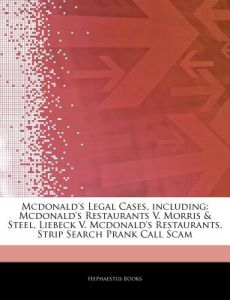 Are not mcdonalds prank call strip search are
