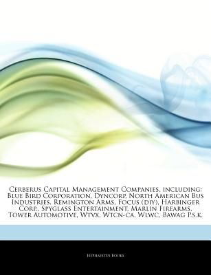 Articles On Cerberus Capital Management Companies Including Blue