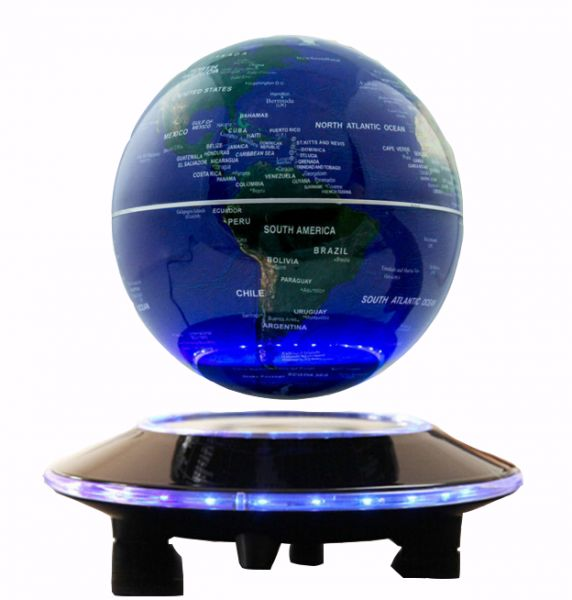 Souq 6 inch led maglev globe world map decorative globe office 6 inch led maglev globe world map decorative globe office decorations gumiabroncs Image collections