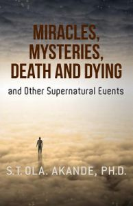 Buy No And Dying T  Obeyliquid Blueblue   Uae  Souqcom Miracles Mysteries Death And Dying And Other Supernatural Events By S T  Ola Akande Ph D  Paperback High School Entrance Essay Samples also Pollution Essay In English  Essay Thesis Examples