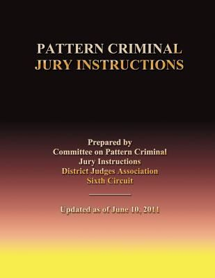 Souq Pattern Criminal Jury Instructions By Committee On Pattern