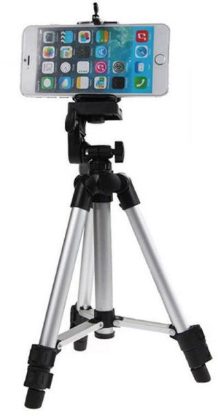 2cd73ccc91b Professional Camera Tripod Mount Stand Holder for iPhone Samsung ...