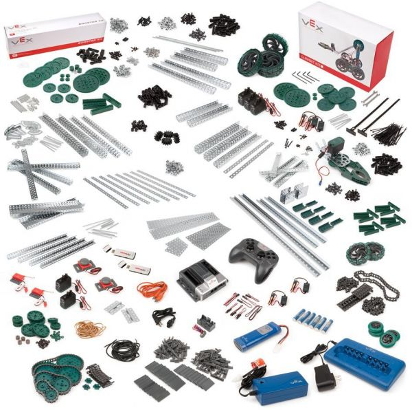 VEX Robotics Classroom and Competition Mechatronics Kit, PN:276-2800