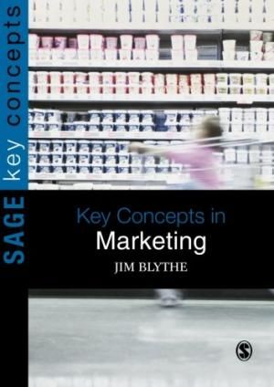 Key Concepts In Marketing, by Jim Blythe