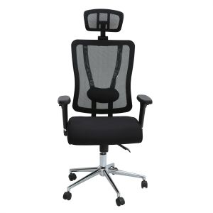 AFT High Back Office Chair, Black   AFT874H