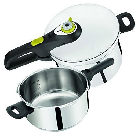 tefal secure 5 neo pressure cooker instructions