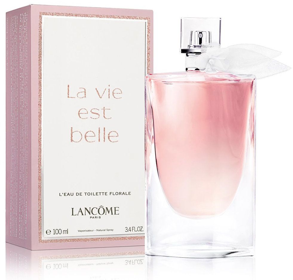La Vie Est Belle by Lancome for Women - Eau de Toilette, 100ml