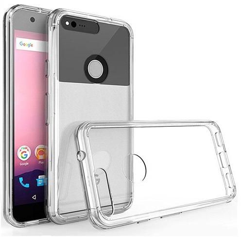 Slim Transparent Ultra Thin TPU Protective Case Cover For Google Pixel XL