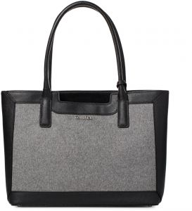 Calvin Klein H6gb11nb Tote Bags For Women Leather