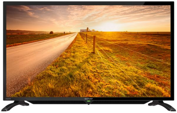 Sharp 32 Inch Hd Led Tv Black Lc 32le185m Souq Uae
