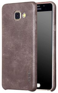 Samsung Galaxy A5 2017 Leather Back Cover Case