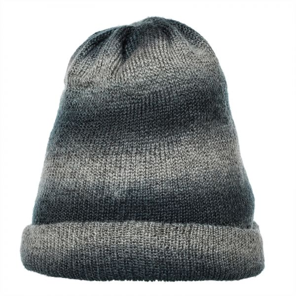 8723f86ea10 Mavi Grey Mixed Materials Beanie   Bobble Hat For Men