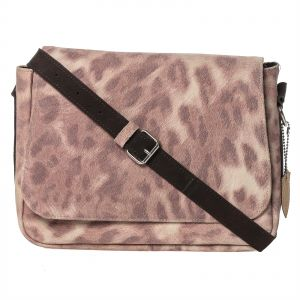 Ferrulle Crossbody Bag For Women Tiger Tan Brown