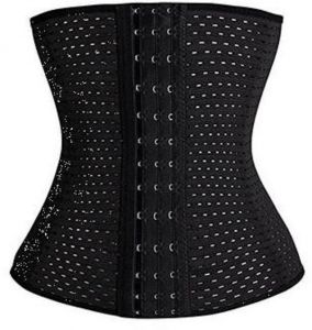 aa3f91fe3 Waist Tummy Belt Body Girdle Trainer Shaper Cincher Underbust Control Corset  - Xl