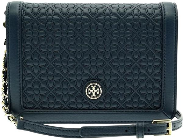47d27090b661 Tory Burch Bryant Quilted Crossbody Bag for Women - Leather