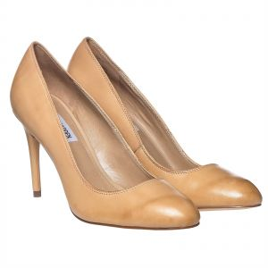 Steve Madden Jazmynn Heels for Women -Natural Leather