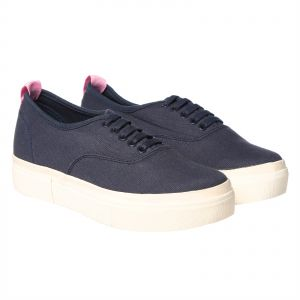 Steve Madden Fashion Sneaker For Men - Blue