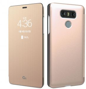 Voia Cleanup Premium Quick Cover Case For LG G6