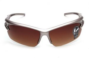 568feeb300 Classic men sunglasses UV outdoor riding glasses Brown