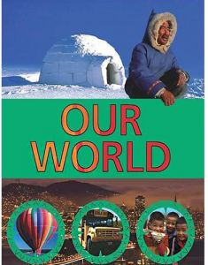 Our World by Steve Parker - Paperback