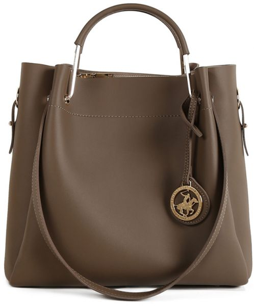 Beverly Hills Polo Club Bag For Women Mink Handbags Sets