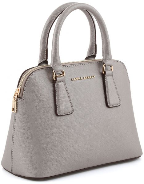 Laura Ashley Tote Bag for Women - Leather, Grey   Souq - UAE 7139d7b36e