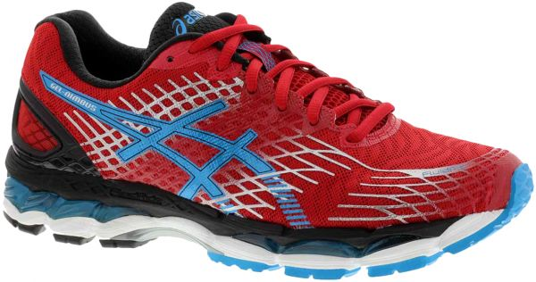 4d540e4c852 Asics Gel-Nimbus 17 Running Shoes for Men - Red