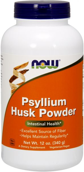 Now Pure Psyllium Husk Powder 12 Oz Souq Uae
