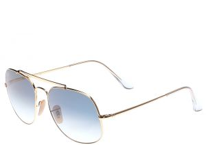 d98c2265d01 Ray-Ban Aviator Men s Sunglasses - RB3561-001 3F-57 - 57-17-145 mm