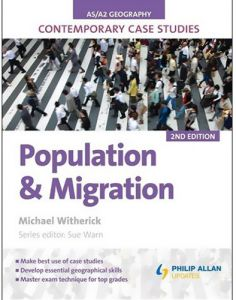 Contemporary Case Studies Population & Migration by Michael Witherick - Paperback