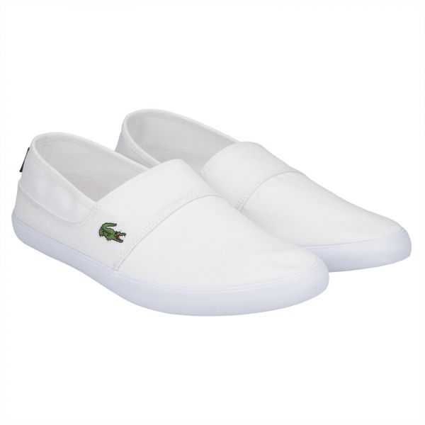 2e3064c72ec4d2 Lacoste Marice Bl 2 Cam Espadrille for Men - White