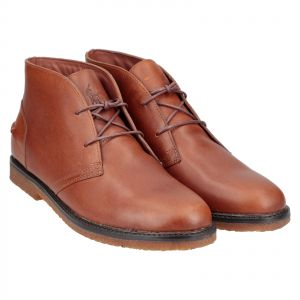 Polo Ralph Lauren Marlow Lace Up Boots for Men - Brown