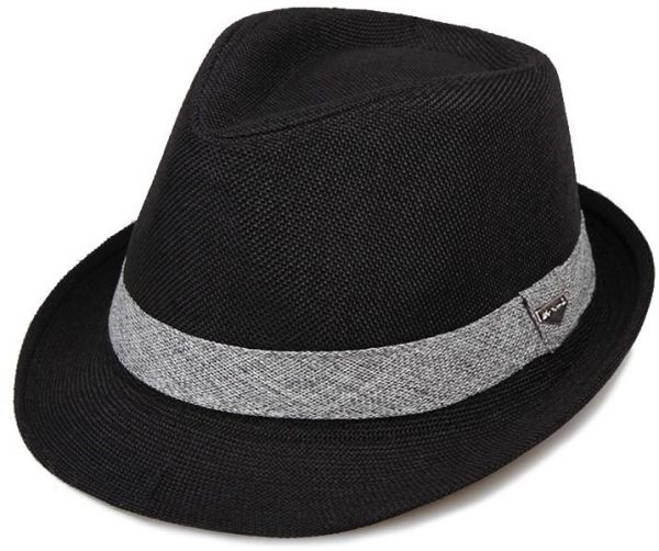 62607d6081495 Black Bowler   Derby Hat For Men