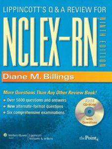 Lippincott's Q&A Review for NCLEX-RN® by Diane M. Billings - Paperback