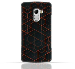 Lenovo Vibe K4 Note / A7010 / Lenovo Vibe X3 Lite TPU Silicone Case With Abstract Geometric Pattern Design.