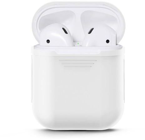 5b6c940581b AirPods Case Protective Silicone Cover and Skin for Apple Airpods Charging  Case | Souq - Egypt
