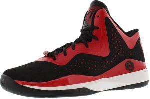finest selection c4d94 cf95b ... clearance adidas drose 773 iii basketball shoes for men black scarlet  7f064 852bb