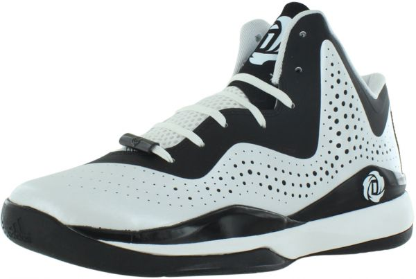 sneakers for cheap 06873 0b111 adidas DRose 773 III Basketball Shoes for Men, WhiteBlack  Souq - Egypt