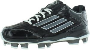 competitive price 3a564 80951 adidas Power Alley 2 TPU SFT Baseball Shoes for Women, Black White