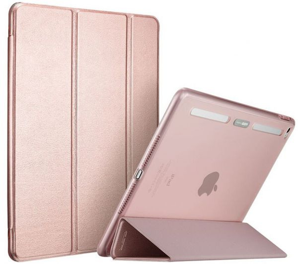 Apple Ipad Mini 4 Esr Trifold Smart Case Cover Rose Gold Souq Uae