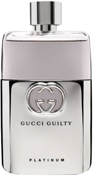 9d9c51c38a Guilty Platinum by Gucci for Men - Eau de Toilette, 90ml | Souq - Egypt