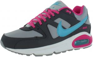5786cdeb69ba Nike Air Max Command Gradeschool Running Shoes for Girls