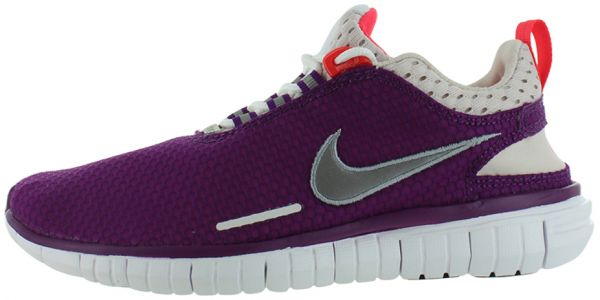 Nike Free OG 14 BR Running Shoes for Women, PurpleSilver